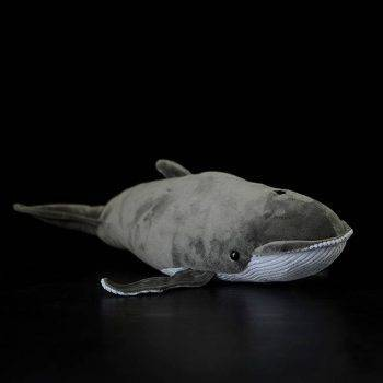 Blue Whale Plush Toys - Humpback Whale Stuffed Toy, Ocean Animal Toy Gifts 2