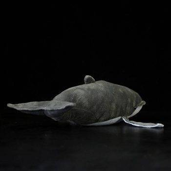 Blue Whale Plush Toys - Humpback Whale Stuffed Toy, Ocean Animal Toy Gifts 3