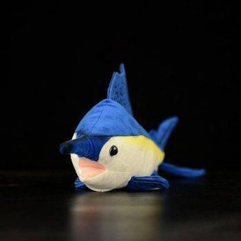 Sailfish Plush Toys - Huggable Fish Stuffed Toys For Children, Sea Animals 2