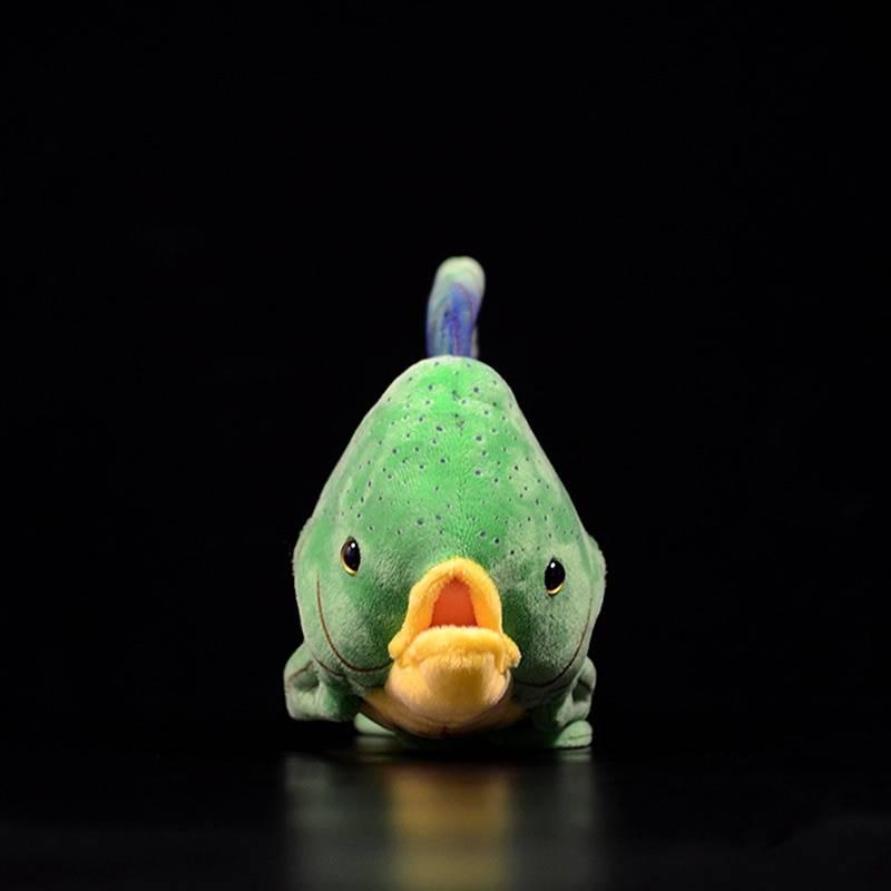 45cm Lifelike Dolphin Fish Stuffed Toys Soft Sea Animals Plush Toy Real Life Common Dolphinfish Plush Dolls For Kids