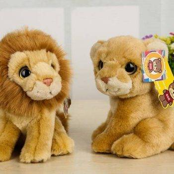 Lion Plush Toys For Kids - Cute Lioness  Stuffed Animal Toys, Birthday Gifts 1