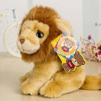 Lion Plush Toys For Kids - Cute Lioness  Stuffed Animal Toys, Birthday Gifts 2