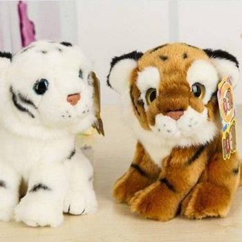 Tiger Plush Toys Dolls - Stuffed Animal Toys For Children 1