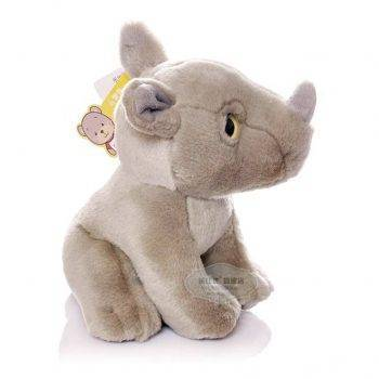 Rhinoceros Stuffed Animal Toys - Baby Plush Dolls Toys 1