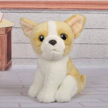 Chihuahua Puppy Plush Toys For Children - Dog Stuffed Animal Toys, Birthday Gifts 1