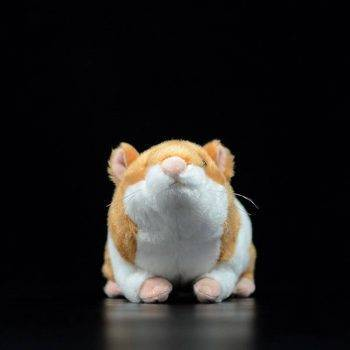 Hamsters Plush Toys For Kids - Golden Mouse Stuffed Toy 1