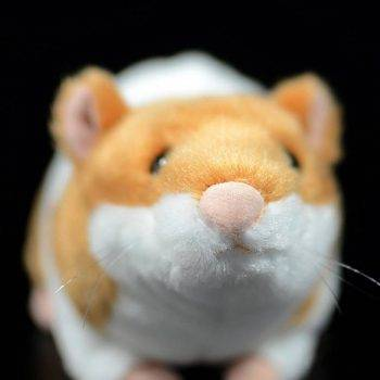 Hamsters Plush Toys For Kids - Golden Mouse Stuffed Toy 4