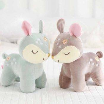 Deer Plush Toys - Baby Deer Stuffed Animals For Kids, Gift Ideas 1