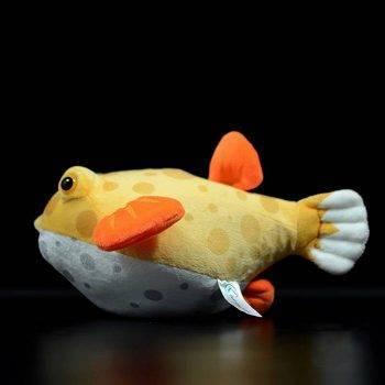 Boxfish Plush Toys - Marine Animal Fish Stuffed Toy, Birthday Gift For Kids 2