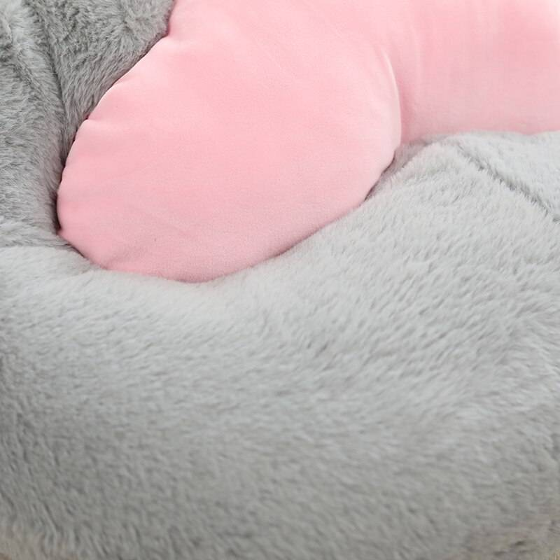 Cat Paw Seat Gaint Stuffed Plushie Soft Cute Animals Cushion Big Sofa Indoor Home Chair Pillow Gifts For Girls Children